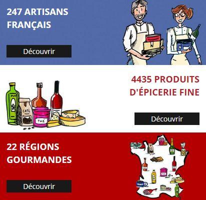 les artisans du gout français